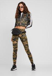 Ellesse - PAOLINA - Training jacket - olive - 1
