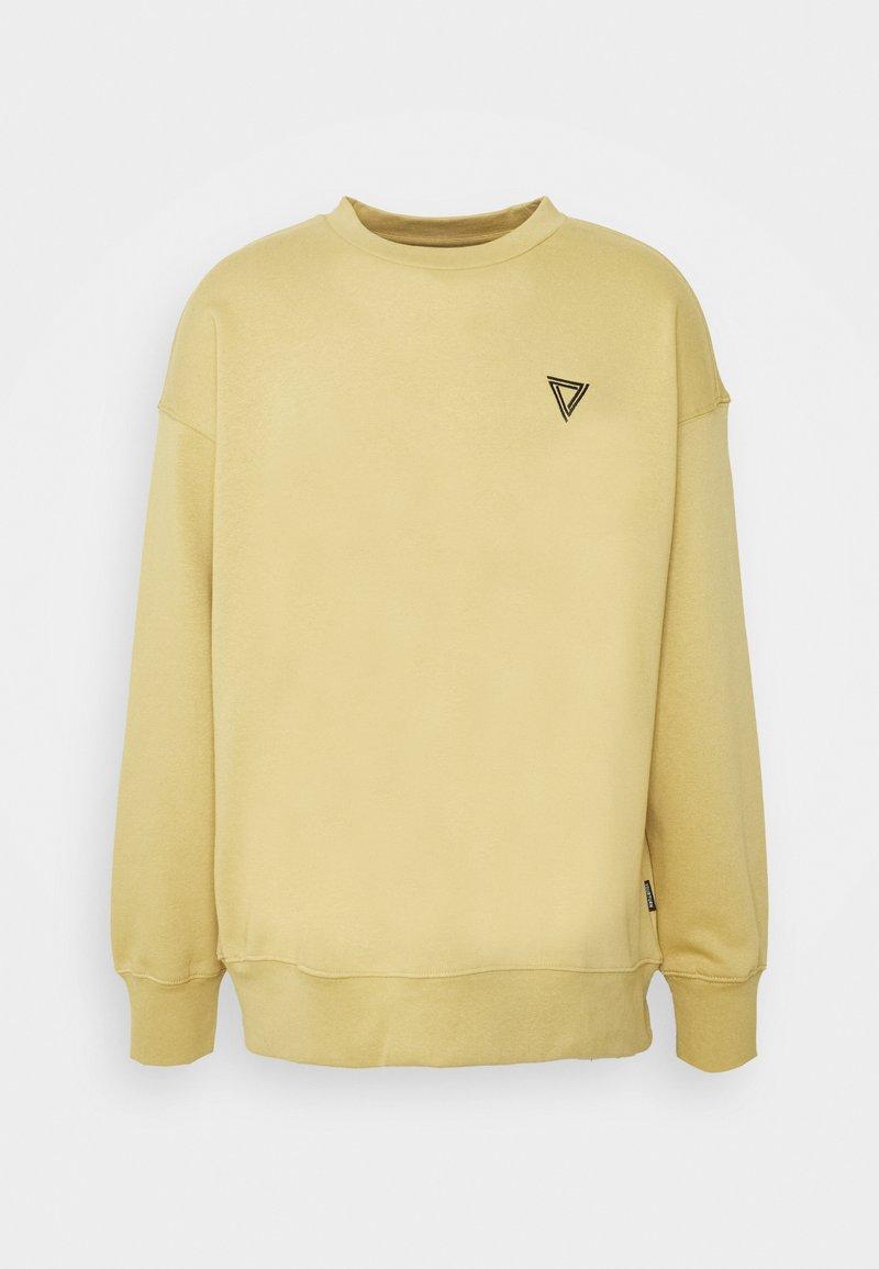 YOURTURN - UNISEX - Sweatshirt - tan