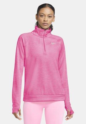 PACER - Treningsskjorter - pink glow/heather