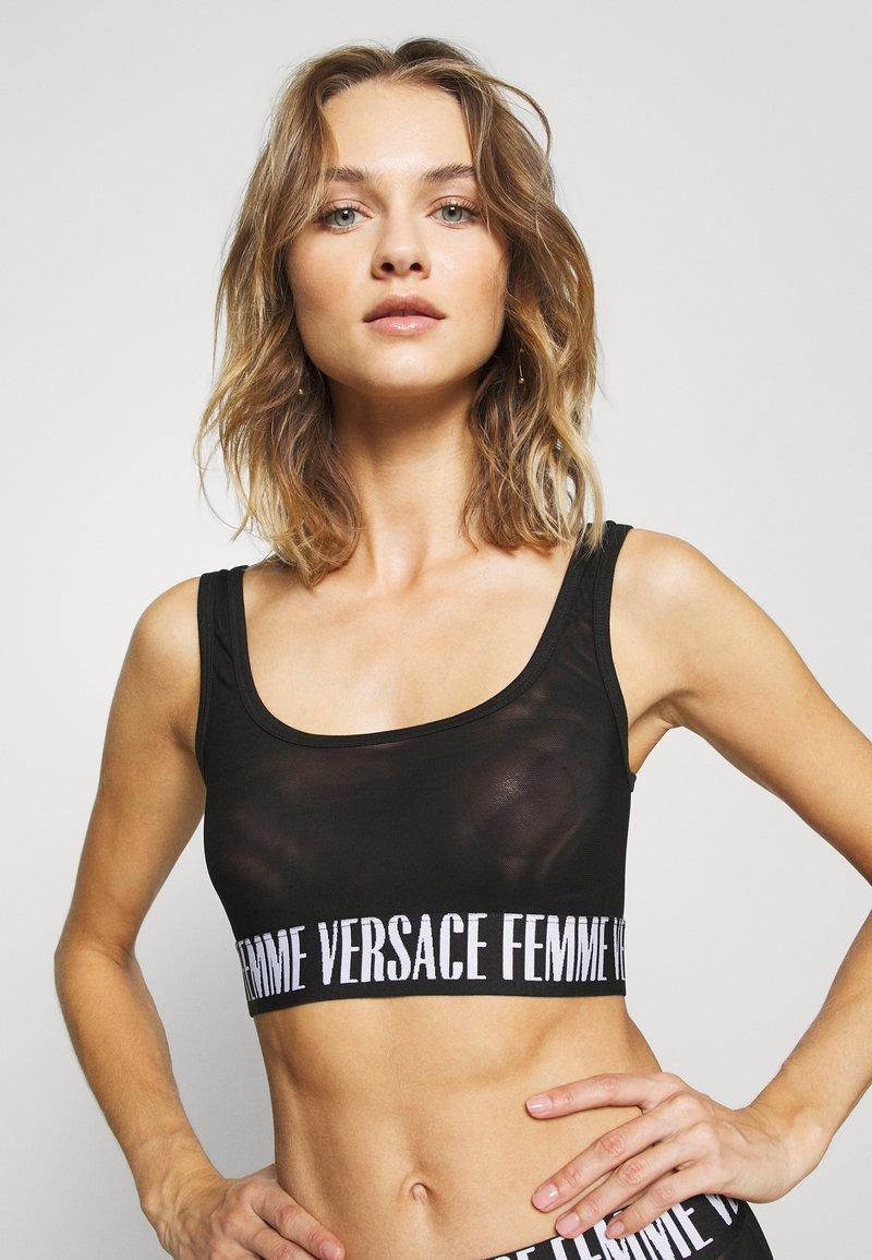 Versace - BRASSIERE INTIMO DONNA - Bustier - nero