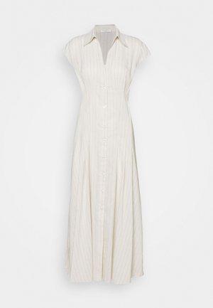 Maxi šaty - ecru