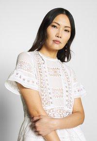 By Malina - FELICE DRESS - Day dress - white - 3
