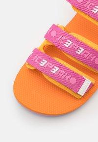 Icepeak - ABAY - Chodecké sandály - orange - 5