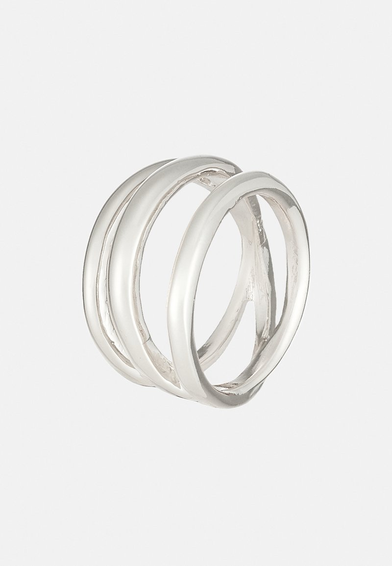 Weekday - SCULPT - Ring - silver-coloured