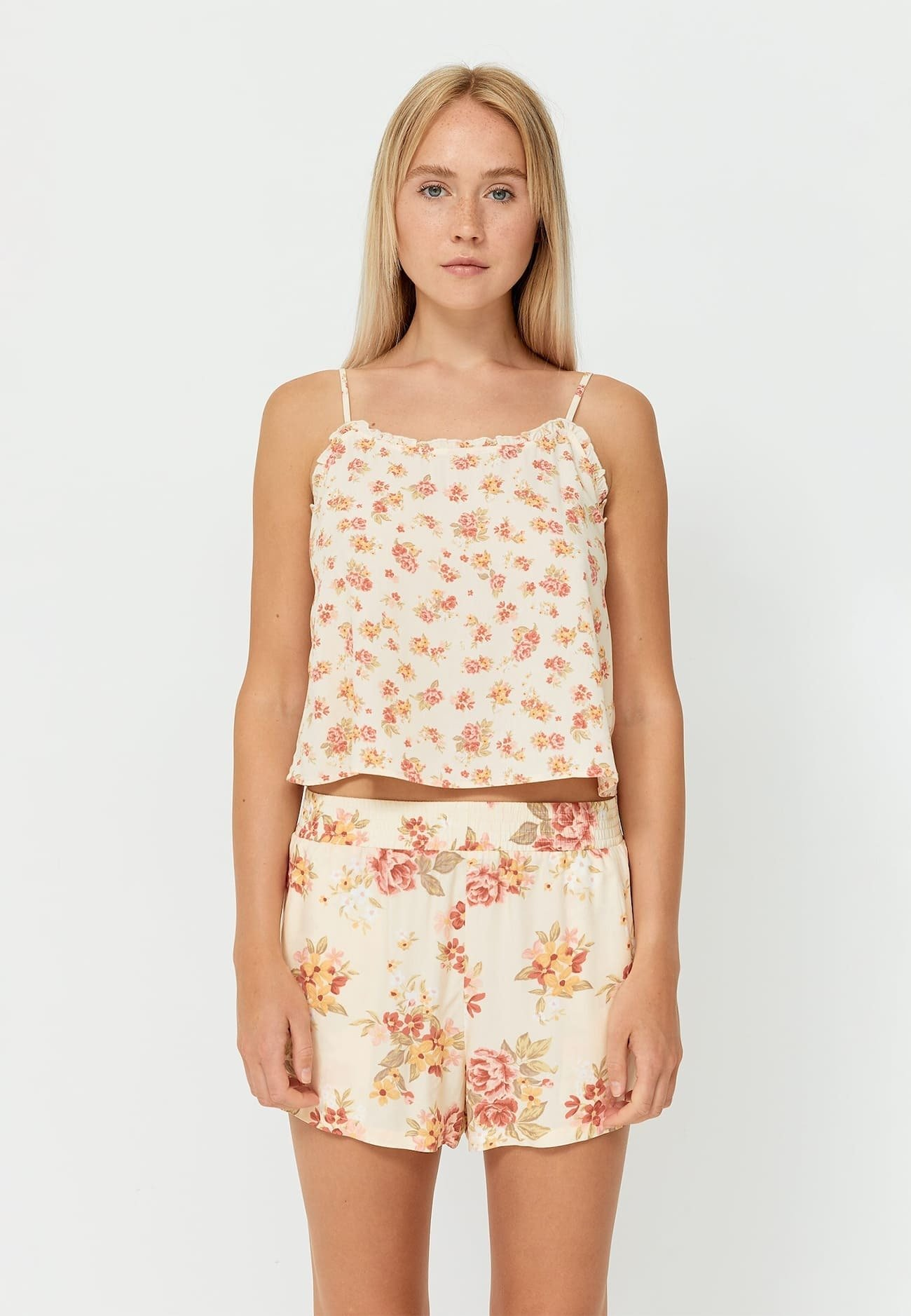 Donna GEBLÜMTE  - Pantaloni del pigiama