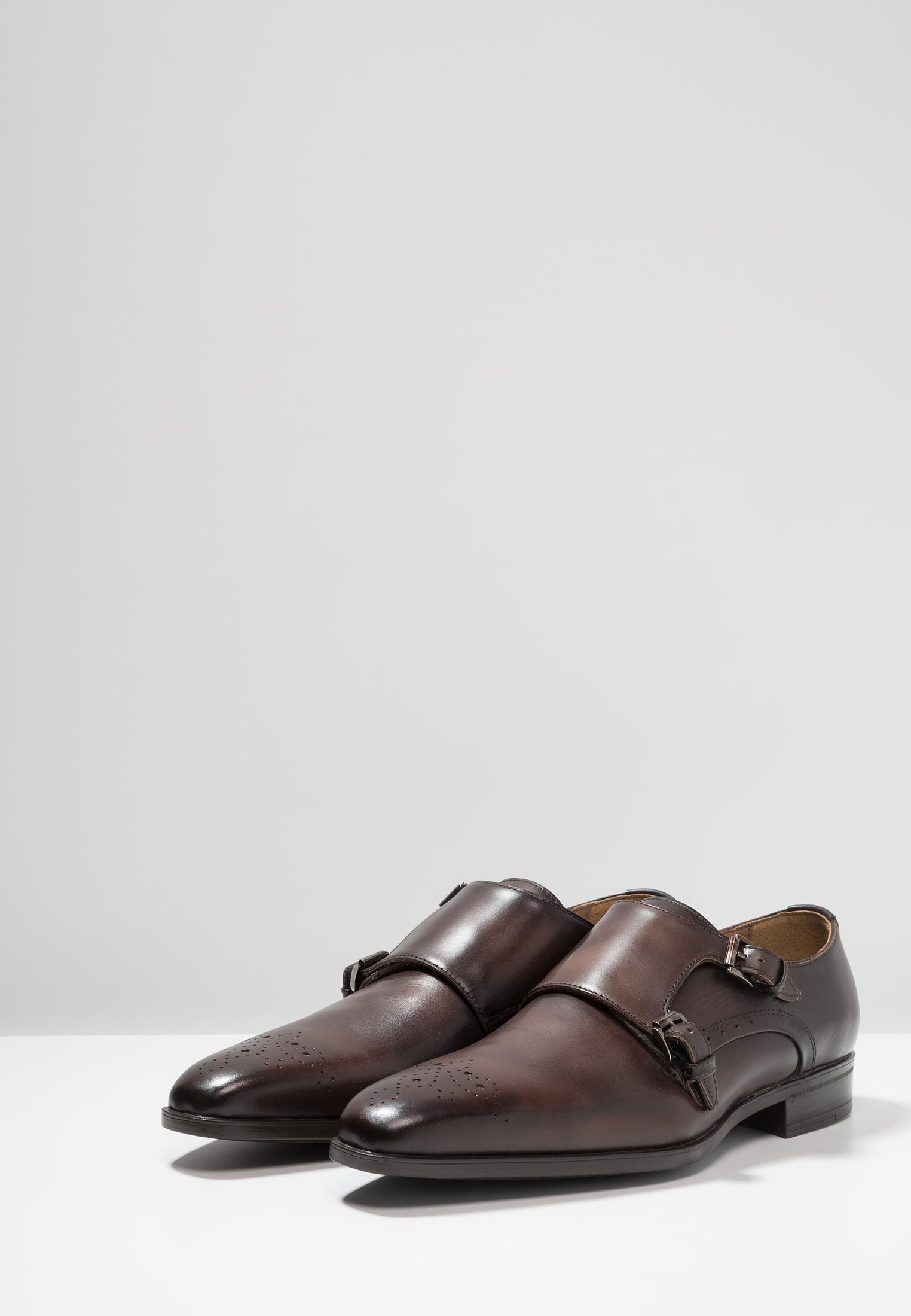 Giorgio 1958 Slip-ins - brown/brun - Herrskor Fl0L0