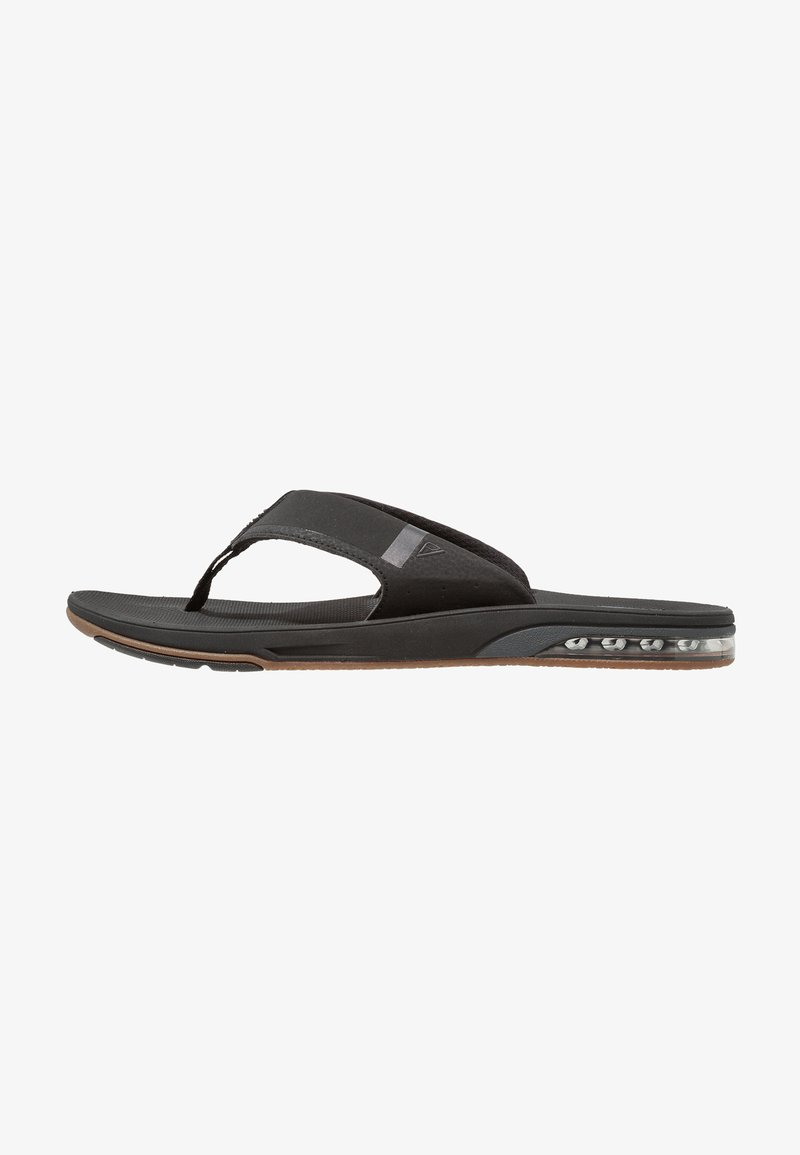 Reef - FANNING LOW - Infradito - black