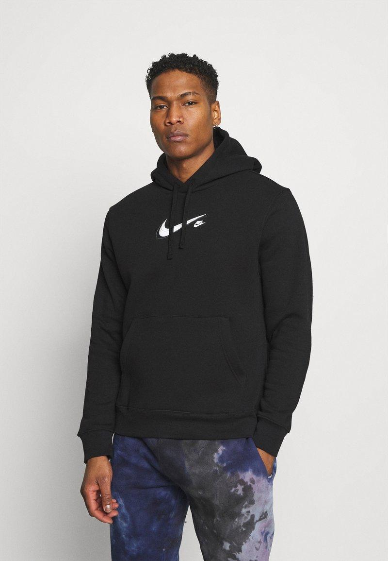 Nike Sportswear - COURT HOODIE - Mikina - black