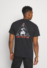HUF - YEAR OF THE OX TEE - Print T-shirt - black - 2