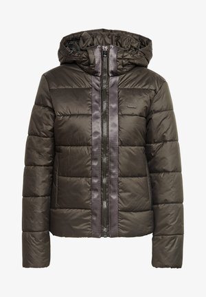 MEEFIC HOODED PADDED  - Winterjas - asfalt