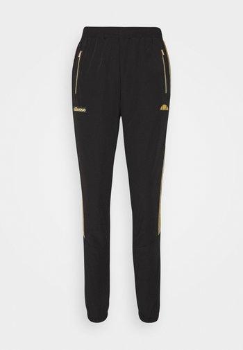 PANETTONE - Pantalones deportivos - black