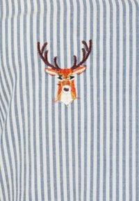 Zwillingsherz - MARIA - Day dress - blau/weiß - 2
