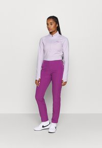 Under Armour - STORM MIDLAYER 1/2 ZIP - Long sleeved top - crystal lilac - 1