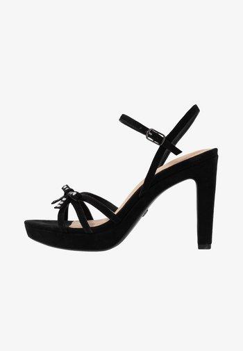 Sandalias de tacón - black