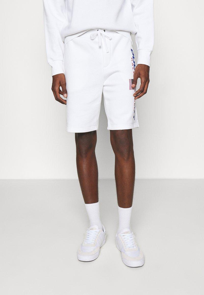 Polo Ralph Lauren - Tracksuit bottoms - white