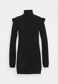 Dondup - Pletené šaty - black - 0