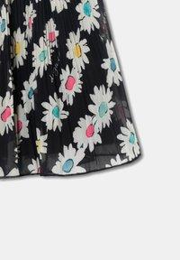 Desigual - A-line skirt - black - 2