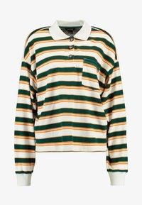 Monki - MIA - Sweatshirt - off-white/green - 3