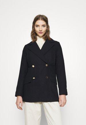 LEYRE - Classic coat - dark ocean