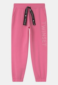 TWINSET - Tracksuit bottoms - rose bloom - 0