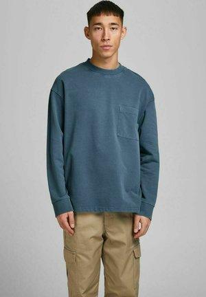 Sweatshirt - mallard blue