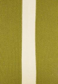 sandro - Jumper dress - olive - 2