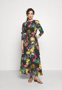 Progetto Quid - DRESS - Maxi dress - black - 1