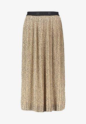 Maxi skirt - sand