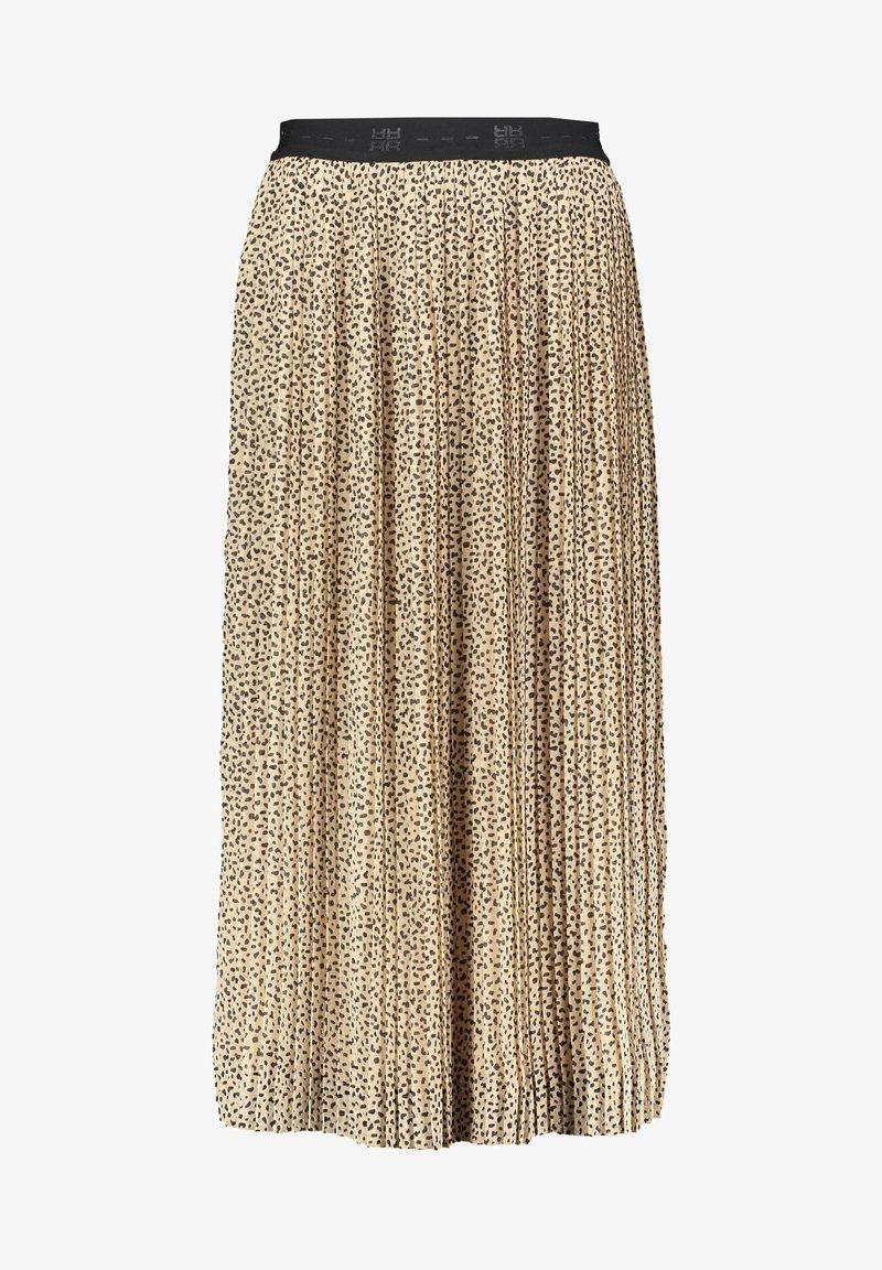 RIANI - Maxi skirt - sand