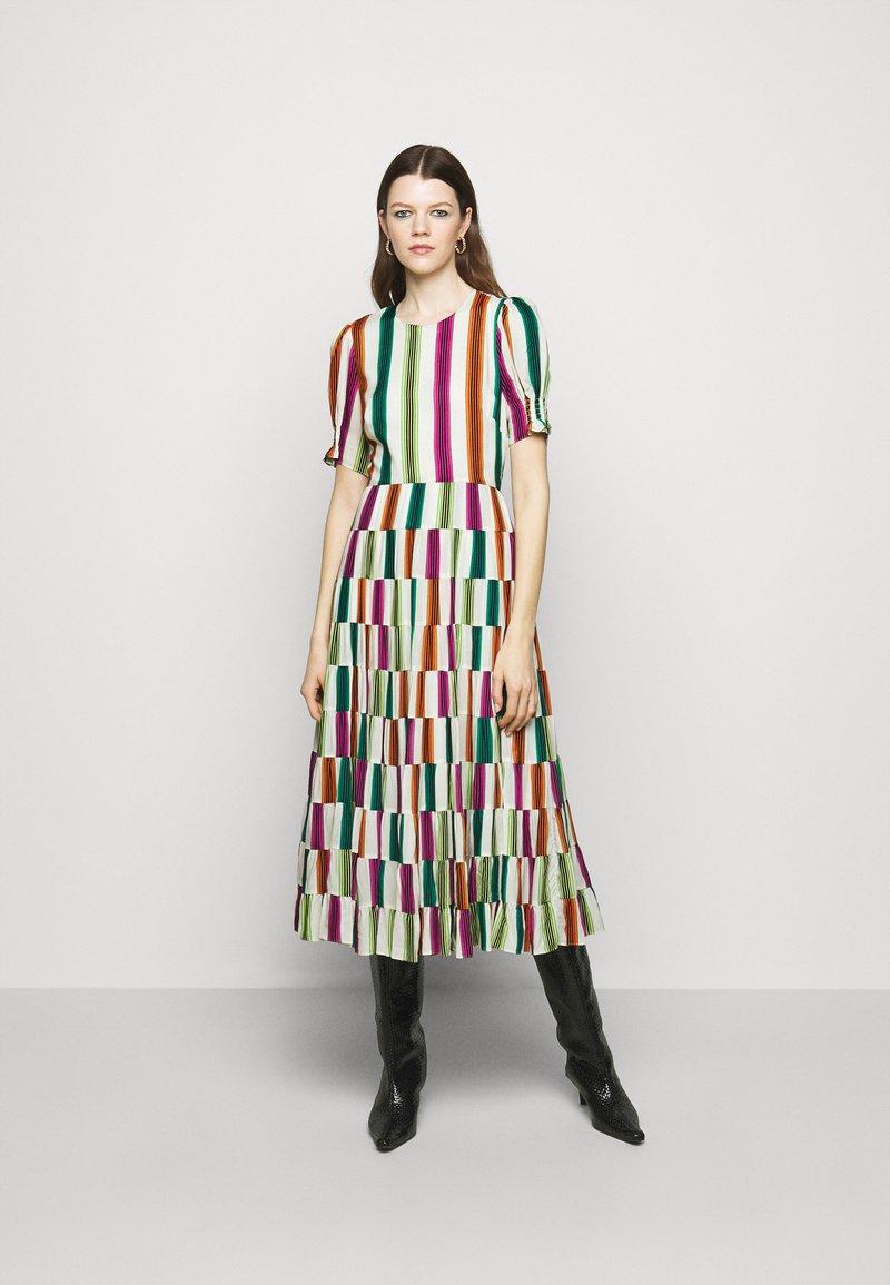 Diane von Furstenberg - ZADIE - Denní šaty - multicolor