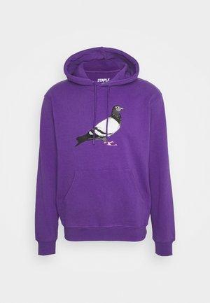 LOGO HOODIE UNISEX  - Hoodie - purple