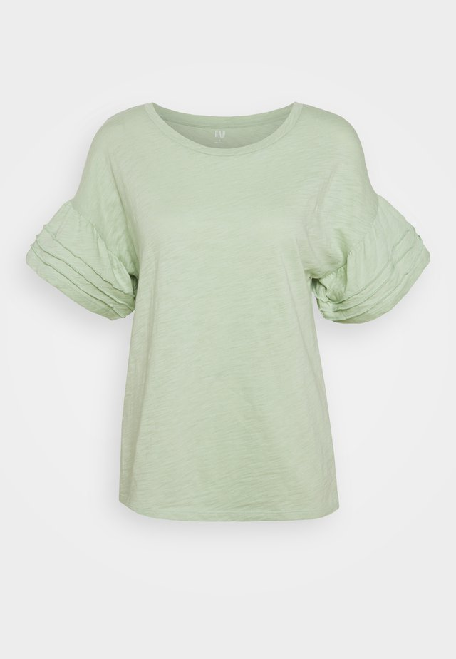 EASY BELL - Basic T-shirt - smoke green