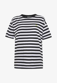 Carhartt WIP - SCOTTY - Print T-shirt - black/white - 3