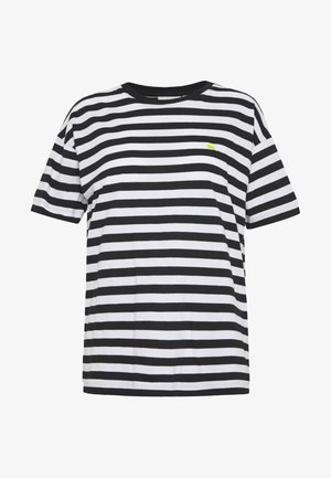 SCOTTY - Print T-shirt - black/white