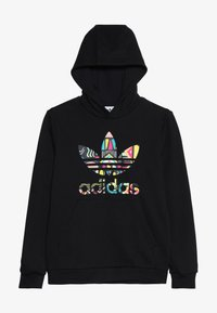 adidas Originals - HOODIE - Mikina - black/multicolor - 3