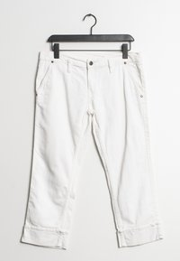 Trussardi Jeans - Relaxed fit jeans - white - 0