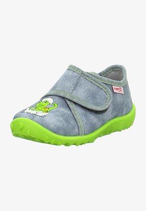 Baby shoes - grau-kombi