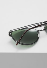 Tommy Hilfiger - Sluneční brýle - dark grey - 4