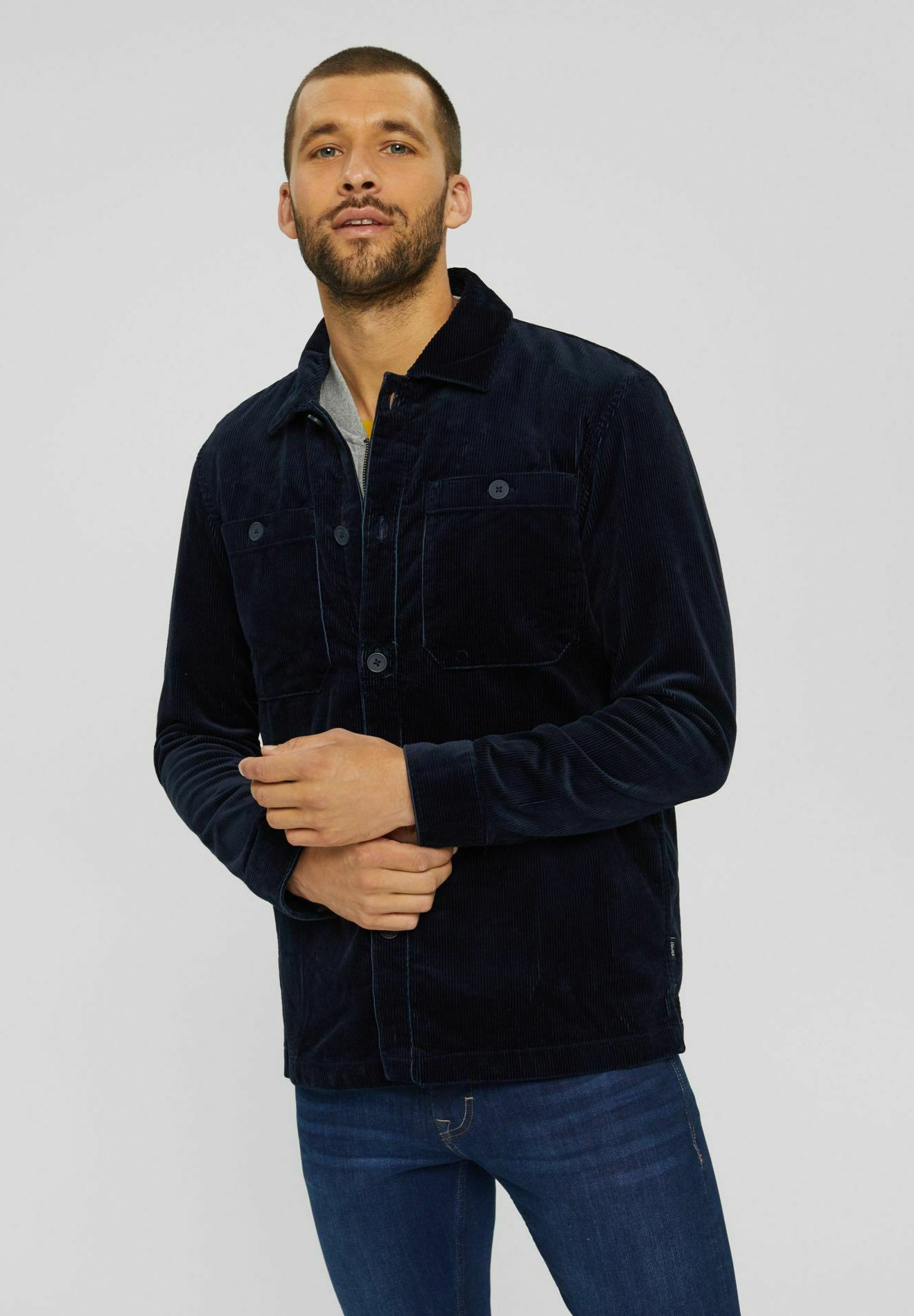 Homme OVERSHIRT FIT - Chemise