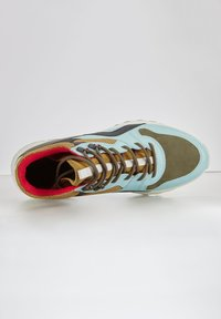 ECCO - ST.1 M - Lace-up ankle boots - multicolor eggshell blue - 1
