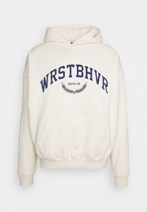 UNISEX HOODIE OFFBEAT - Sweatshirt - offwhite