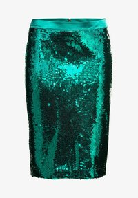 Sheego - Pencil skirt - powergrün - 5