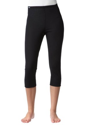 ACTIVE WARM - Leggings - black