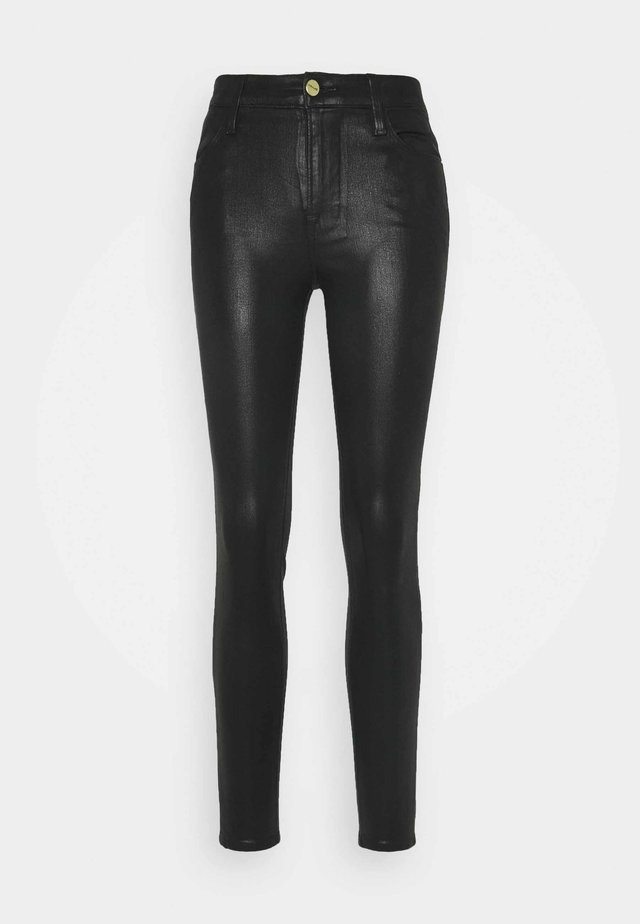 LE HIGH - Jeans Skinny Fit - noir