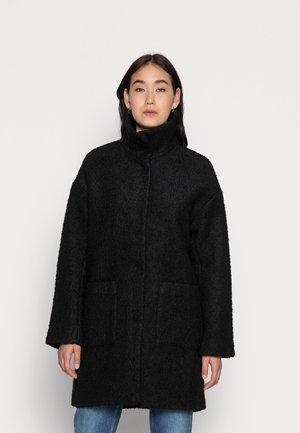 COAT NOVA - Krótki płaszcz - black