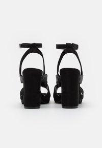 Anna Field - Platform sandals - black - 3