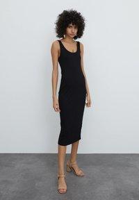 EDITED - Shift dress - schwarz - 0