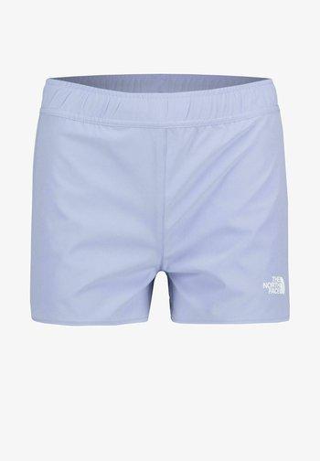 RUNNING TECH - Sports shorts - lavendel