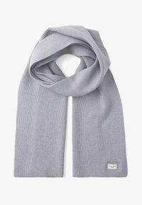 TOM TAILOR - Scarf - knit grey melange - 0