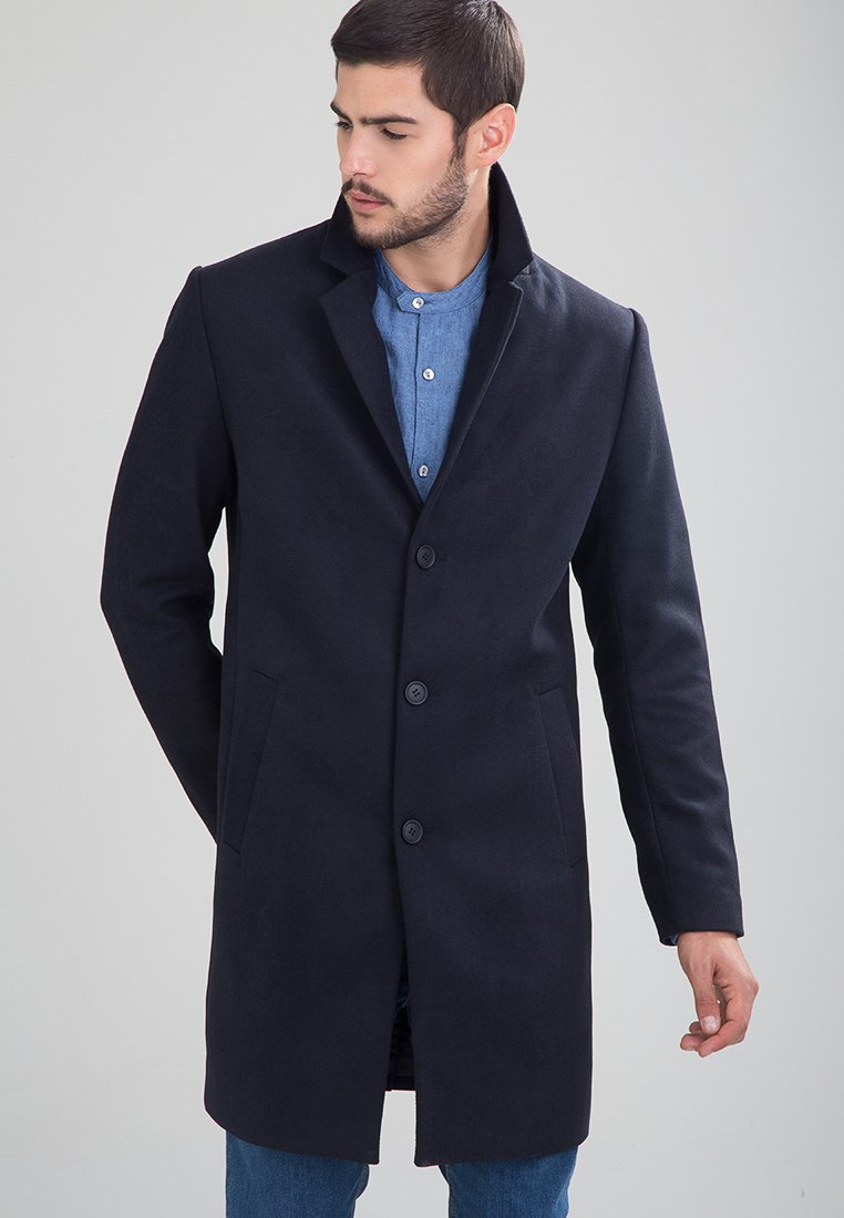 KIOMI - Classic coat - navy